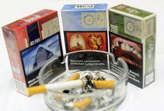#Zigarettenpackungen - Abgefaulte Füße und zerfressene Lungen - Frankfurter Rundschau: Frankfurter Rundschau Zigarettenpackungen -…