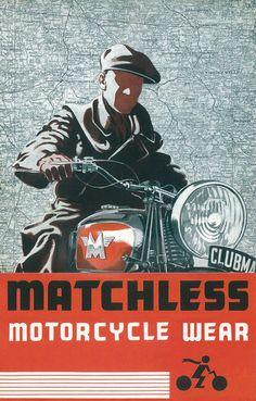 Motorbike - Matchless London