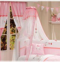 Балдахин на кроватку Fiorellino Tweet Home  — 3500р. ----------- Бренд: Fiorellino, Тип: балдахин