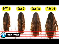 7 Foods You Need to Accelerate Hair Growth | How to Grow Your Hair Faster and Longer Overnight - - YouTube