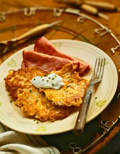 Boxty and Colcannon - These traditional dishes include potatoes, cabbage and green onions