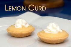 Como Hacer una Crema de Limon o Lemon Curd