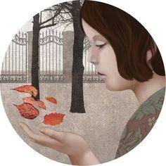 by Daria Petrilli Barnett Newman, Alex Colville, Carl Larsson, Audrey Kawasaki, Andrew Wyeth, Akira, Daria Petrilli, Perez Garcia, Bird Wings