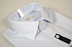 Ingram non-iron shirt slim fit small heavenly design
