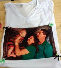 Camisetas com suas fotos