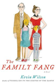 "Kevin Wilson's novel, ""The Family Fang"" is similar to The Royal Tenenbaums in that it's a tale about a quirky, flawed family. Both parents are performance artists who will do anything in the name of art, even subject their children to become art pieces. http://www.npr.org/2011/08/08/138898032/a-delightful-portrait-of-the-screwball-family-fang / ""Conventional lives are the perfect refuge if you are a terrible artist."" http://www.indiebound.org/book/9780061579035/kevin-wilson/family-fang"
