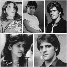 Taylor Frey- Glenn's daughter- she looks so much like Glenn