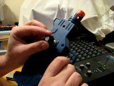 Circuit Bent toy gun