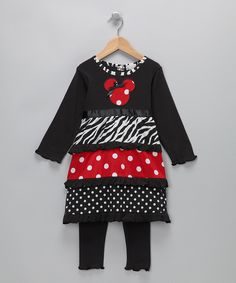 @Ashley Klaja, this is on zulily today-$24 - it just screams Hannah!