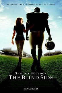 The Blind Side is a 2009 American semi-biographical sports drama film. It is written and directed by John Lee Hancock, and based on the 2006 book The Blind Side: Evolution of a Game by Michael Lewis. The storyline features Michael Oher Michael Oher, Tim Mcgraw, Film Music Books, Music Tv, Retro Humor, Dirty Dancing, Movies Showing, Movies And Tv Shows, The Blind Side 2009