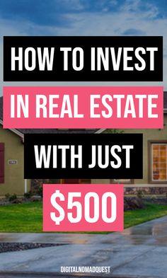 Investing For Beginners – Investing Money Investment Quotes, Investment Tips, Investment Property, Property Investor, Rental Property, Real Estate Tips, Selling Real Estate, Real Estate Investor, Real Estate Marketing