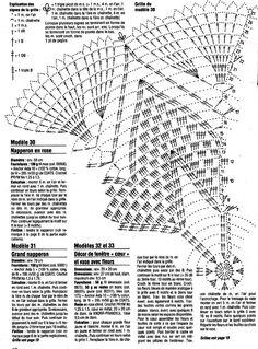 Коллекция салфеток крючком - САМОБРАНОЧКА рукодельницам, мастерицам