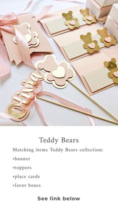 Girl One High Chair Banner Teddy Bear Girl 1 st Birthday image 5 1st Birthday Decorations, 1st Birthday Banners, Girl Baby Shower Decorations, Teddy Bear Centerpieces, Party Banner, Personalized Birthday Banners, Decoration Photo, Birthday Highchair, Teddy Bear Baby Shower