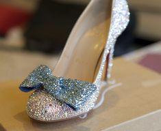 Cinderella shoes <3