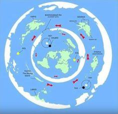 Плоские карты Земли - Страница 4