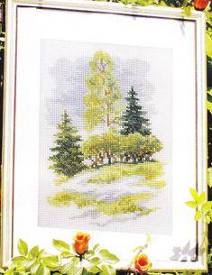 Many beautiful floral, fruits, and additional cross-stitch patterns -- http://www.neriniai.eu/  (non-english)