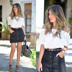Look: Black / White - Mi aventura con la moda - Trendtation