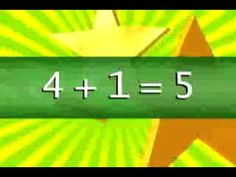 Learn addition and subtraction by performing along with DJ Doc Roc! Positive lyrics, super-cool rap music, and high-energy action make this educational DVD i. Math Songs, Kindergarten Songs, Math Activities, Addition Activities, Subtraction Activities, Numeracy, School Songs, School Videos, Math Addition