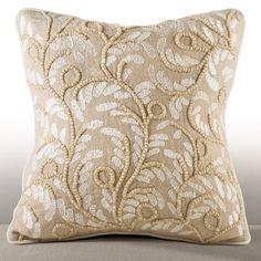 Allegria Linen Throw Pillow