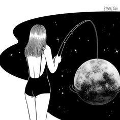 Henn Kim - I just got mooned