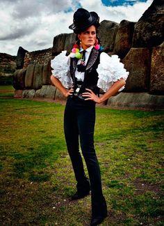 Vogue Perú Mario Testino - Buscar con Google
