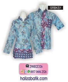... batik grosir baju batik pekalongan blus batik pekalongan model atasan