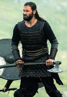 Clive Standon as Rollo in Vikings Vikings Show, Vikings Tv Series, Vikings Rollo, Rollo Lothbrok, Vikings Halloween, Hbo Tv Shows, Viking Character, King Ragnar, Viking Series
