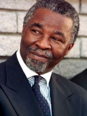 Thabo Mbeki is a South African Politician. He served almost two terms as the second post-apartheid President of South Africa, from 1999 to Mbeki also served as the Architect of NEPAD. I Am An African, African States, African Countries, Aids In Africa, West Africa, South Africa, End Of Apartheid, High Court Judge, Africa