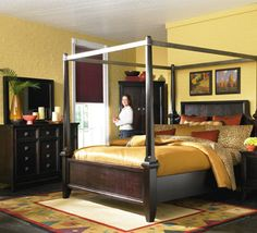 love this bedroom set from Ashley furniture -http://furnishamerica.com/bedroom-collections.aspx