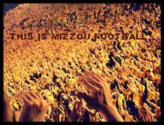 This is Mizzou football