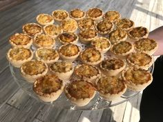 OBX Crab Pies - Catering by Debbi Covington - Beaufort, SC