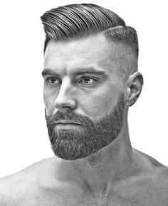 Facial hair is here to stay. And, in today's tutorial , I'm breaking out top ten beard styles that you need to know. Beard Styles For Men, Hair And Beard Styles, Short Hair Styles, Bart Styles, Short Sides Long Top, Beard Haircut, Best Barber, Awesome Beards, Beard No Mustache