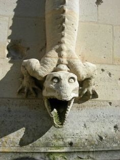 Pierrefonds, France Lion Sculpture, France, Statue, Art, Kunst, Early French, Sculpture, Art Education, Artworks