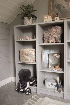 Susan Törnqvist – Interior By Susan Baby Bedroom, Baby Room Decor, Kids Bedroom, Billy Ikea, Bookshelves In Living Room, Toddler Rooms, Kids Room Design, Kids Decor, Home Decor