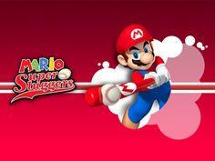 Mario Super Sluggers - Mario and Luigi Wallpaper (9298625) - Fanpop ...