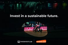 📣Coming soon! ✨We'll soon be launching our first ever crowdfunding campaign. Since 2016 we've been on a mission to make family cycling more accessible, flexible and sustainable. We've now got an excellent community of over 25,000 like-minded members who we're inviting to become shareholders and own a piece of the Bike Club.   Invest in the future of family cycling, sign up for exclusive early access at www.thebikeclub.co/invest    Capital at risk. Wall Of Fame, Coming Soon, Sustainability, Flexibility, Behind The Scenes, Cycling, Investing, Campaign, Around The Worlds