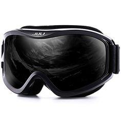 BEST Snow Ski Goggles Snowboard Winter Sports Anti-Fog Glare Lens Glasses UV400 #JULIEyewear #Goggles