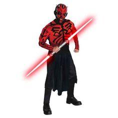 Darth Maul Μαχητής Του Διαστήματος Star Wars στολή για ενήλικες