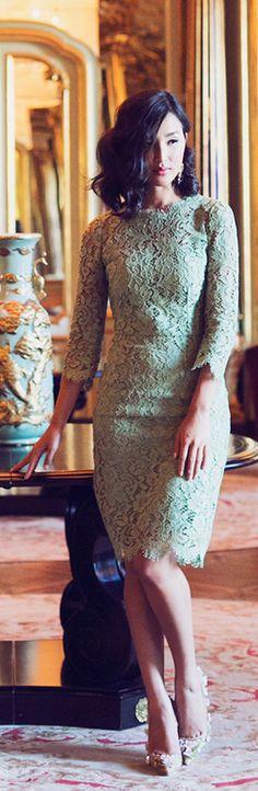 Dolce & Gabbana Dress / Gary Pepper