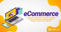 ¿Sabías qué es #eCommerce? La definición base de las #VentasEnLinea.   ℹ️Conocé más sobre nosotros en nidux.com   #NIDUX #InfoPic #Marketing #TiendaVirtual #Business #Transference #Pymes #Marketing #DigitalMarketing #Emprendedor #Emprendedores #StartUp #SmallBusiness Costa Rica, Ecommerce, Base, Marketing, Shopping, E Commerce