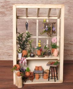 Wooden Vase, Wooden Stools, Wooden Boxes, Clay Plates, Clay Vase, Metal Watering Can, Large Flower Pots, Rose Trees, Wooden Picture Frames