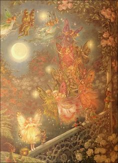 Image about cute in 🎆 Do you belive in magic? 🔮 by 🍓 𝐕 𝐚 𝐧 𝐞 𝐬 𝐬 𝐚 𝐋 𝐢 𝐦 𝐚🌹 Pretty Art, Cute Art, Photocollage, Fairytale Art, Fairytale Fantasies, Alphonse Mucha, Hippie Art, Fairy Dust, Renaissance Art