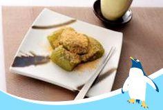 ひんやり美味しい抹茶わらび餅!  ネスレ ホームカフェ マイスターポーション しっかり宇治抹茶らてを使った簡単レシピです♪材料や作り方は画像をクリックしてください。