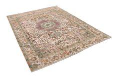 Vintage vloerkleed, 275cm x 197cm | Rozenkelim.nl - Groot assortiment kelim tapijten