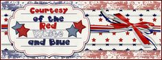 Red, White an Blue ~ FB Cover