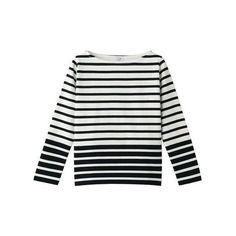 ボーダーカットソー(T-mat Masaki-Paris [ティーマットマサキパリ] のTシャツ)|iQON