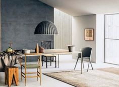 Ατμοσφαιρικοί χώροι Με industrial βάση που φιλοξενεί κάθε λογής διακοσμητικό ύφος.