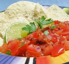 """One Helluva Chipotle Salsa: """"This is a very good salsa! It has a great kick. I love the smokiness the chipotle gives it."""" -KsuKitty"""
