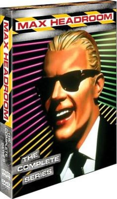 MAX HEADROOM was a groundbreaking series that was ahead of its time.  Make sure you see it.  Infinite Images showed episodes of the show in April 2012.
