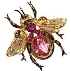 Драгоценный инсектарий: образы насекомых в прекрасных работах ювелиров - Ярмарка Мастеров - ручная работа, handmade